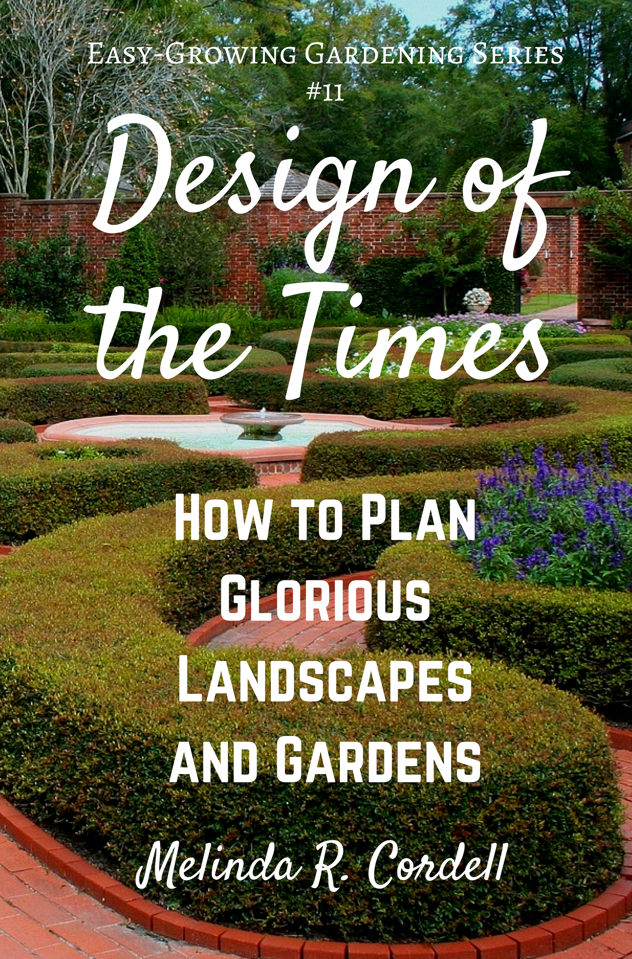 Design of the Times book cover