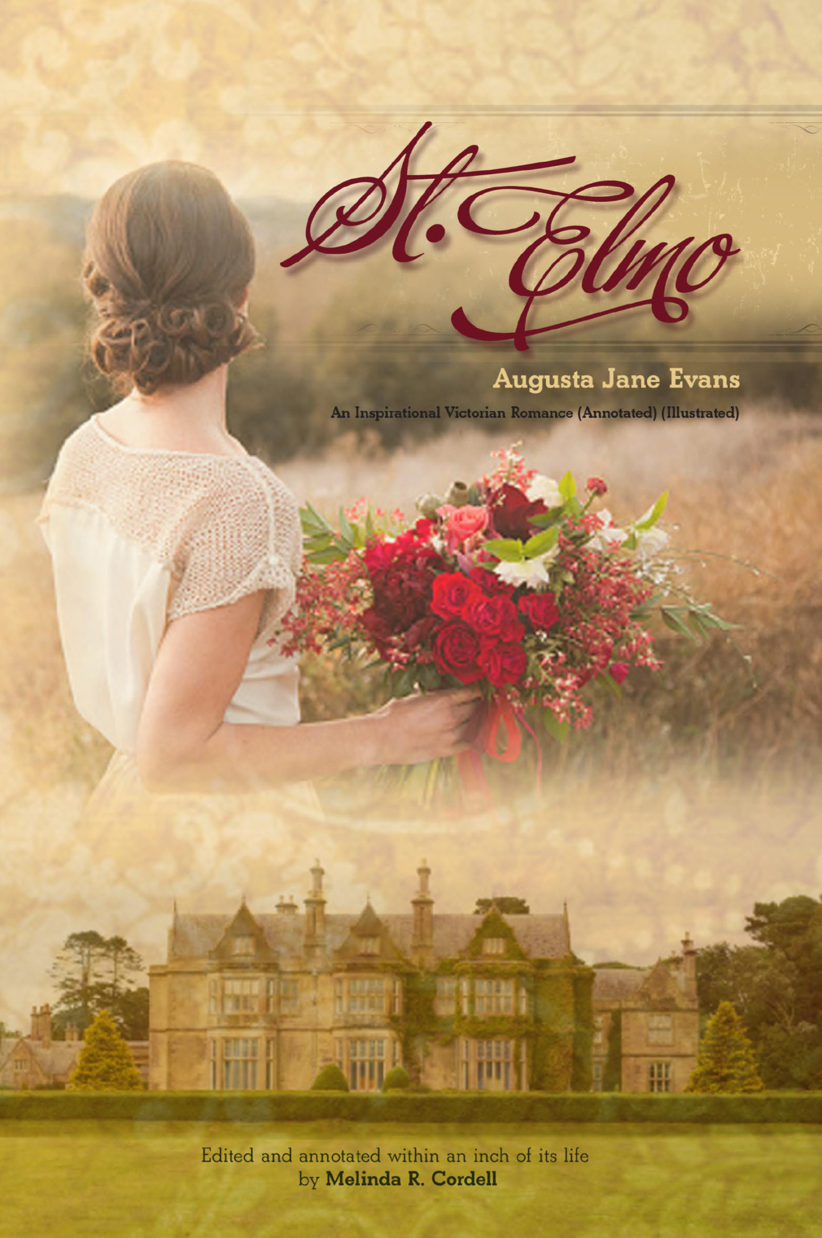 St. Elmo by Augusta Jane Evans - newly edited